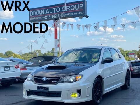 2011 Subaru Impreza for sale at Divan Auto Group in Feasterville Trevose PA