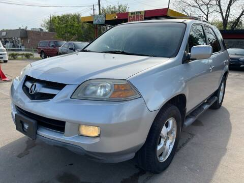 2005 Acura MDX for sale at Cash Car Outlet in Mckinney TX