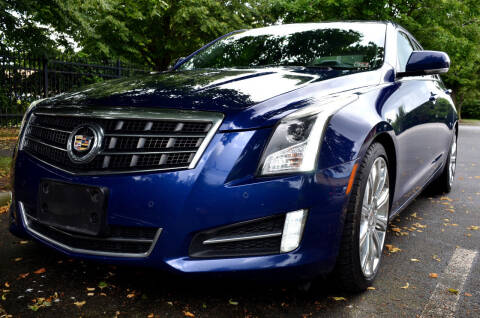 2013 Cadillac ATS for sale at Wheel Deal Auto Sales LLC in Norfolk VA