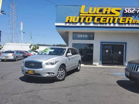 2014 Infiniti QX60 for sale at Lucas Auto Center in South Gate CA