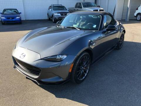 2016 Mazda MX-5 Miata for sale at TacomaAutoLoans.com in Tacoma WA