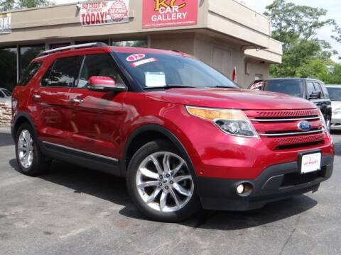 2012 Ford Explorer for sale at KC Car Gallery in Kansas City KS