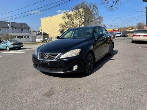 2010 Lexus IS 250 for sale at Kapos Auto, Inc. in Ridgewood, Queens NY