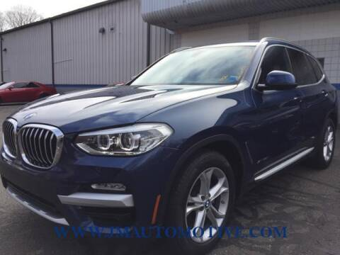 2018 BMW X3 for sale at J & M Automotive in Naugatuck CT