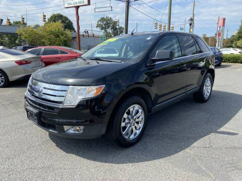 2010 Ford Edge for sale at Starmount Motors in Charlotte NC