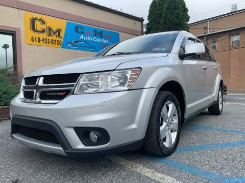 2011 Dodge Journey for sale at Car Mart Auto Center II, LLC in Allentown PA