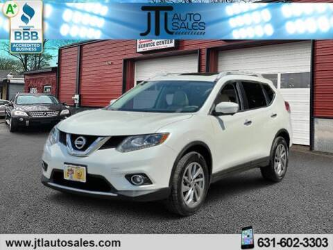 2015 Nissan Rogue for sale at JTL Auto Inc in Selden NY