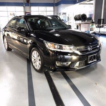 2015 Honda Accord for sale at Simply Better Auto in Troy NY
