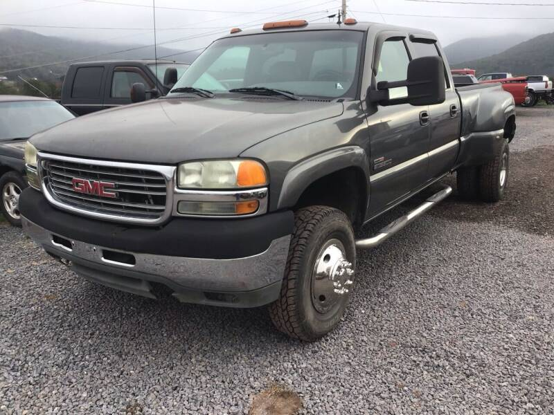 2002 GMC Sierra 3500 for sale at Troys Auto Sales in Dornsife PA