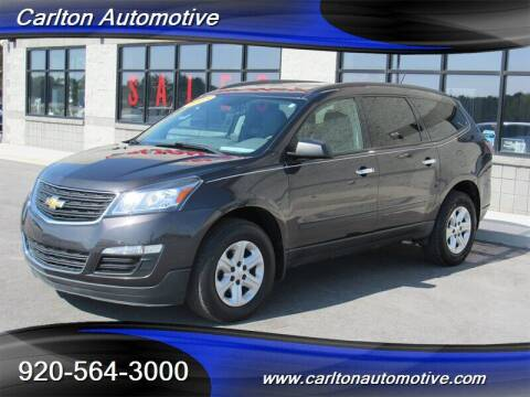 2015 Chevrolet Traverse for sale at Carlton Automotive Inc in Oostburg WI