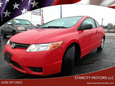 2008 Honda Civic for sale at StarCity Motors LLC in Garden City ID