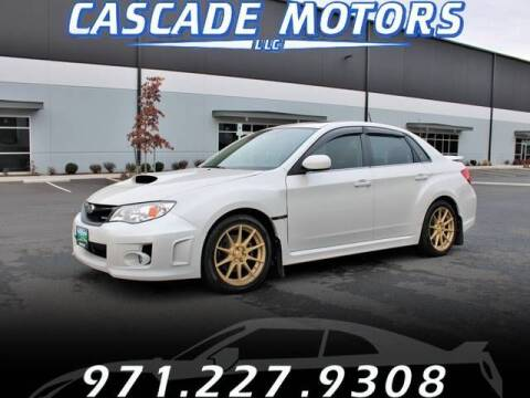 2014 Subaru Impreza for sale at Cascade Motors in Portland OR