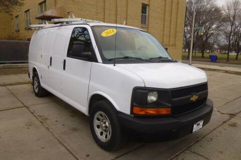 2014 Chevrolet Express Cargo for sale at A1 Motors Inc in Chicago IL