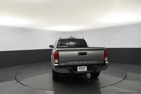2017 Toyota Tacoma for sale at Tim Short Auto Mall in Corbin KY