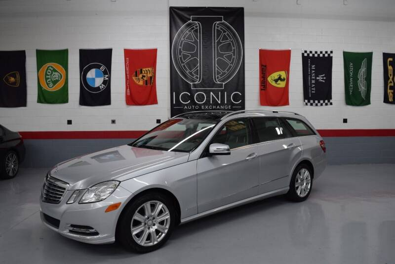 2013 Mercedes-Benz E-Class for sale at Iconic Auto Exchange in Concord NC