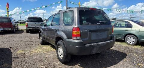 2006 Ford Escape for sale at BAC Motors in Weslaco TX