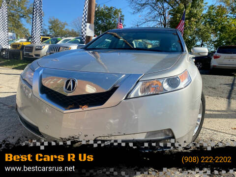 2009 Acura TL for sale at Best Cars R Us in Plainfield NJ