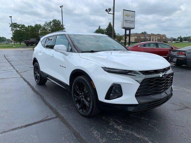2019 Chevrolet Blazer for sale in Oregon, OH