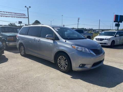 2013 Toyota Sienna for sale at Direct Auto in D'Iberville MS