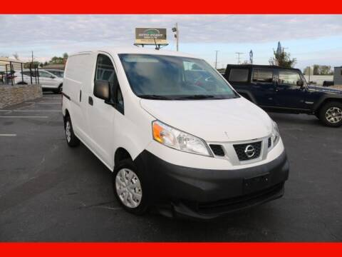 2016 Nissan NV200 for sale at AUTO POINT USED CARS in Rosedale MD