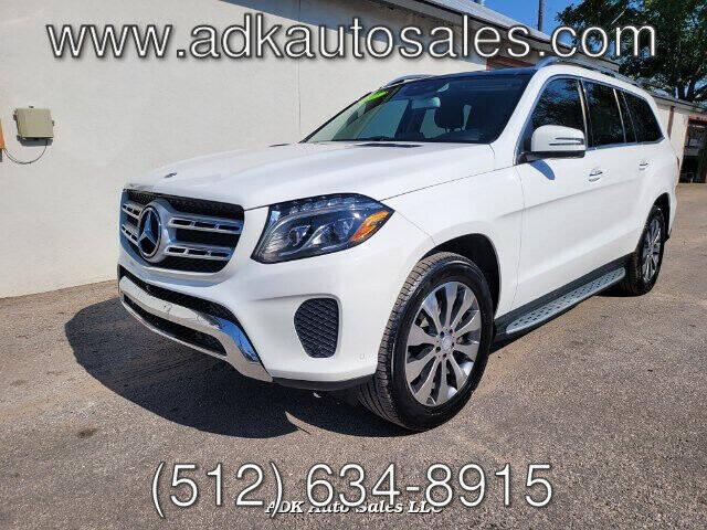 2017 Mercedes-Benz GLS for sale at ADK AUTO SALES LLC in Austin TX