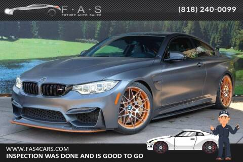 2016 BMW M4 for sale at Best Car Buy in Glendale CA