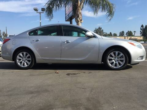 2013 Buick Regal for sale at CARSTER in Huntington Beach CA
