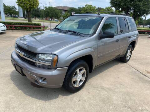 2006 Chevrolet TrailBlazer for sale at CityWide Motors in Garland TX