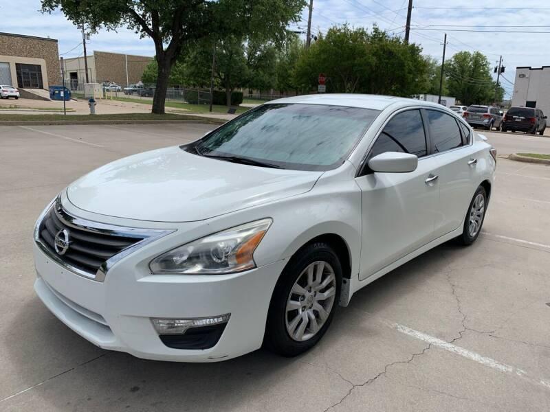 2015 Nissan Altima for sale at Vitas Car Sales in Dallas TX