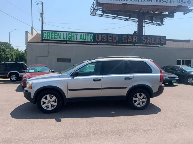 2006 Volvo XC90 for sale at Green Light Auto in Sioux Falls SD