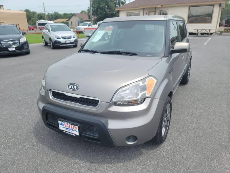2010 Kia Soul for sale at Mid Valley Motors in La Feria TX