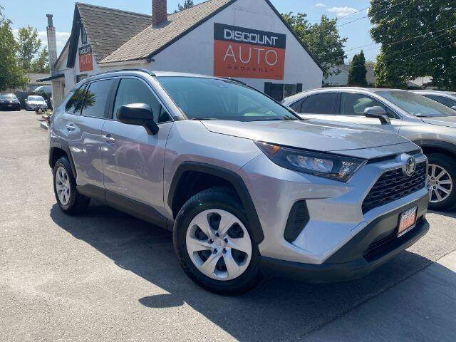 2019 Toyota RAV4 for sale at Discount Auto Brokers Inc. in Lehi UT