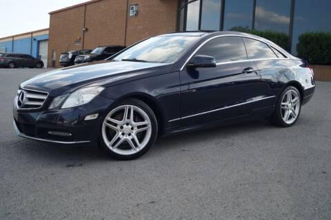 2013 Mercedes-Benz E-Class for sale at Next Ride Motors in Nashville TN
