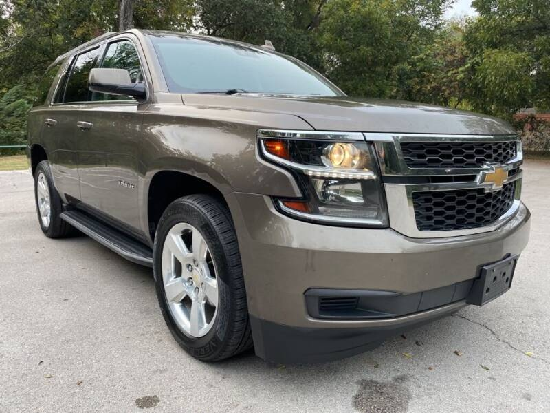 2016 Chevrolet Tahoe for sale at Thornhill Motor Company in Lake Worth TX