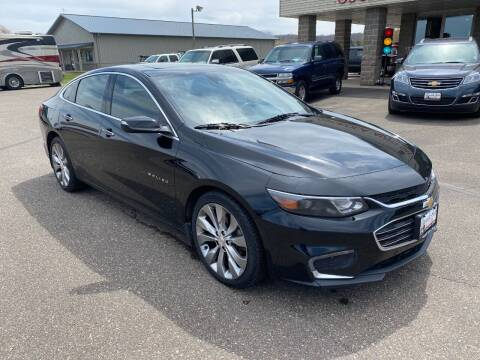 2017 Chevrolet Malibu for sale at Osceola Auto Sales and Service in Osceola WI