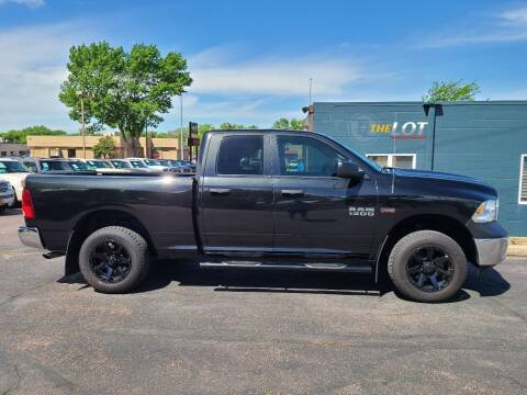 2017 RAM Ram Pickup 1500 for sale at THE LOT in Sioux Falls SD