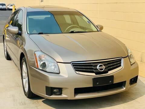 2007 Nissan Maxima for sale at Auto Zoom 916 Rancho Cordova in Rancho Cordova CA
