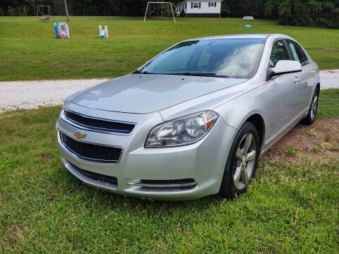 2011 Chevrolet Malibu for sale at Lanier Motor Company in Lexington NC