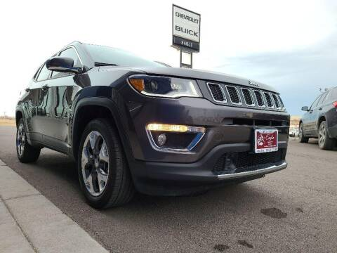 2018 Jeep Compass for sale at Tommy's Car Lot in Chadron NE