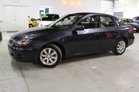 2008 Subaru Impreza for sale at R n B Cars Inc. in Denver CO