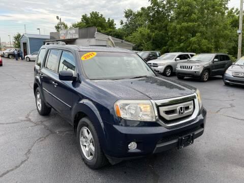 2011 Honda Pilot for sale at LexTown Motors in Lexington KY