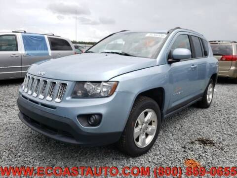 2014 Jeep Compass for sale at East Coast Auto Source Inc. in Bedford VA