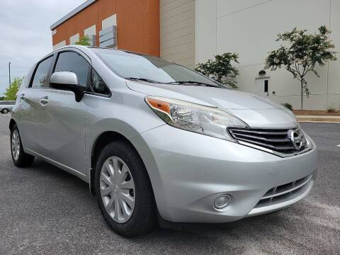 2014 Nissan Versa Note for sale at ELAN AUTOMOTIVE GROUP in Buford GA