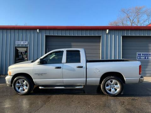 2005 Dodge Ram Pickup 1500 for sale at Autoplex 2 in Milwaukee WI