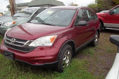 2011 Honda CR-V for sale at Warner's Auto Body of Granville Inc in Granville NY