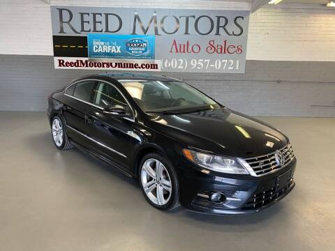 2013 Volkswagen CC for sale at REED MOTORS LLC in Phoenix AZ