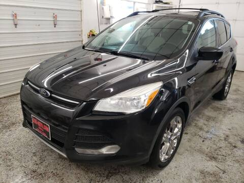 2013 Ford Escape for sale at Jem Auto Sales in Anoka MN