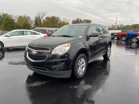 2015 Chevrolet Equinox for sale at Newcombs Auto Sales in Auburn Hills MI