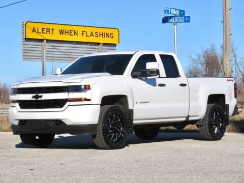 2016 Chevrolet Silverado 1500 for sale at Tonys Pre Owned Auto Sales in Kokomo IN