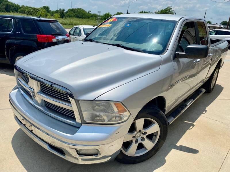 2011 RAM Ram Pickup 1500 for sale at Raj Motors Sales in Greenville TX